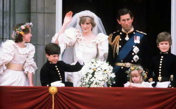 Lady Diana e il mistero del doppio bouquet