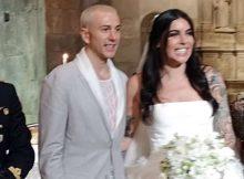 Matrimonio Federico Bernardeschi